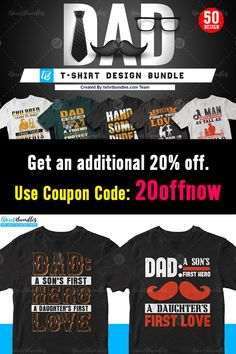 This bundle contains 50 premium designs in vector format that are perfect for t-shirts, hoodies, mugs, and flyers too. With completely editable and pixel perfect vector files you can adapt these t-shirt designs to any size.