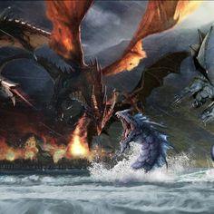 Dragon Battle!