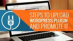 Steps to Upload #WordpressPlugin and Promote it #wordpressdevelopment #wordpress