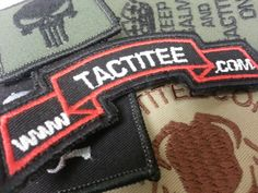 Tactitee patches! Get one free with the order of a t-shirt! Sales@Special-Ts.com http://cgi.ebay.com/ws/eBayISAPI.dll?ViewItem&item=111257263516&ssPageName=STRK:MESE:IT