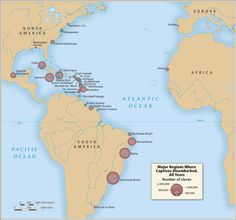 African Slave Trade Routes Clickhere To See The Above Pictured - Us history maps slavery quiz answers