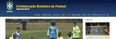Blog do Diogenes Bandeira: Site da Confederação Brasileira de Futebol sofre a...