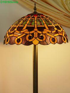 Baroque Tiffany Lamp16S6-28F8