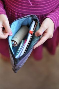 The Perfect Gift: Easy Zipper Pouch