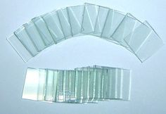 10 pack of 1 x 1 Inch Squares Clear Pendant GLASS by GlassSupplies, $3.50