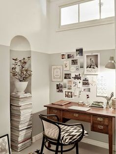 72 m² en sutil aguamarina y blanco | Decorar tu casa es facilisimo.com