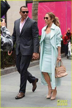 Jennifer Lopez Reveals How Alex Rodriguez Asked Her Out