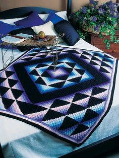 Ultimate Book of Quilt Afghans - Annies Attic pdf download (have to buy).. Think I can figure this one out by myself!