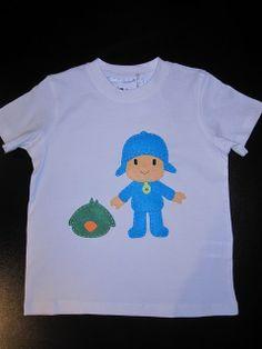 cocodrilova: camiseta pocoyo