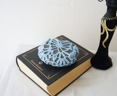 Blue Lace Stone Table Decoration Beach Home Decor paper weight Doorstop 15% Discount Pinterest Special: PINSN15