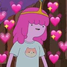 Adventure Time Princesses, Cartoon Network Adventure Time, Adventure Time Anime, Mood Wallpaper, Cute Wallpaper Backgrounds, Cute Wallpapers, Cartoon Memes, Cartoon Icons, Cartoons