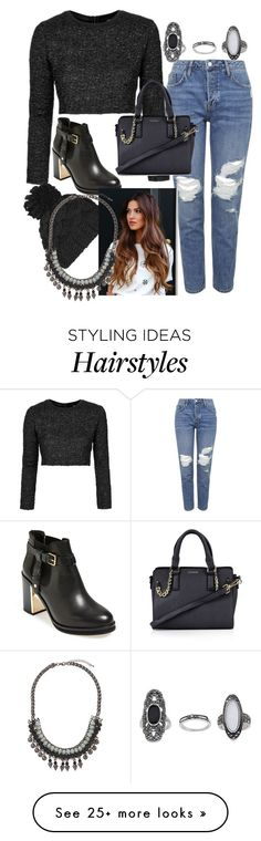 """""""Topshop outfit"""" by britishmuffin on Polyvore featuring Topshop"""