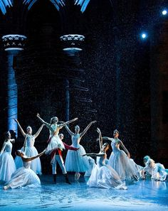 "See ""The Nutcracker"" ballet in NYC."
