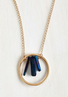 Style Like You Mean It Necklace, #ModCloth