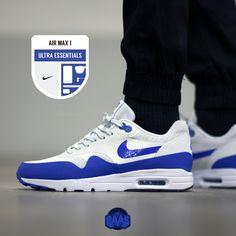#nike #nikeair #airmax #airmaxone #airmax1 #sneakerbaas #baasbovenbaas  Nike Air Max 1 Ultra Essentials - Now available online - Priced at 134.99 Euro  For more info about your order please send an e-mail to webshop #sneakerbaas.com!