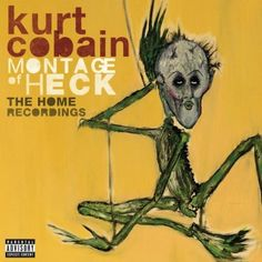 Kurt Cobain - Montage Of Heck: The Home Recordings 2LP