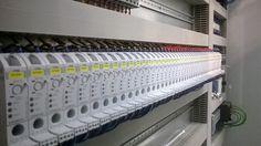 Prefabrykacja szaf sterowniczych