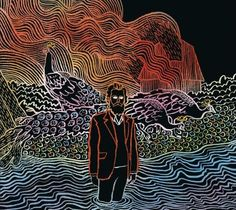 Iron & Wine, Kiss Each Other Clean  -- this is fantabulous!