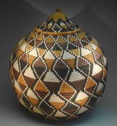 Zulu Basket - Africa