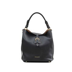 Burberry MD Sycamore House Check leather tote