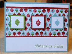 Merry Minis, Sweet Essentials, Snow Festival DSP - Catherine Loves Stamps