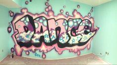 Dance graffiti