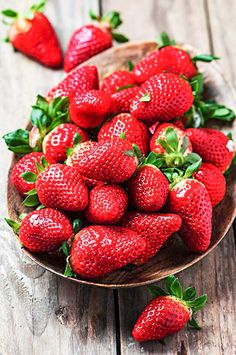 Fresas del Altiplano. Fruit And Veg, Fruits And Vegetables, Fresh Fruit, Fruit Food, Delicious Fruit, Yummy Food, Tea Recipes, Healthy Recipes, Healthy Food