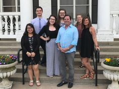 Seven foreign language students receive C.W. Titus Foundation Scholarships