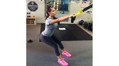 #Healthies: Celebrity Fitness on Instagram | Adrienne Bosh @A Nicole Bosh