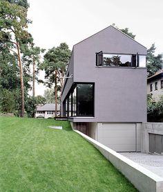 Projektbild satteldach pinterest haus haus und design for Hausformen in deutschland