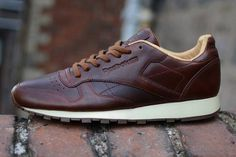Reebok Fall 2013 September Intros Classic Leather 30th Anniversary x Horween £120.00 Pre-order from 1st August 00:01BST Intro: September 2013