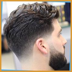 Taper fade haircuts are most popular and cool styles like by men. Here we have collected great taper fade haircuts for men. Haircuts For Wavy Hair, Wavy Hair Men, Haircuts For Men, Medium Hair Cuts, Short Hair Cuts, Low Taper Fade Haircut, Tapered Haircut Men, Taper Fade Haircuts, Gents Hair Style