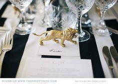 modern black gold wedding gauteng 033 Human & Cheska Stylish Bush Wedding