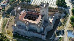 Castillos y paisajes para seguir la ruta de Isabel la Católica - ABC.es