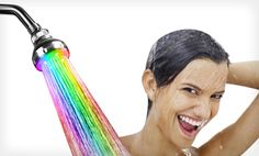 Groupon - $ 28.99 for a Chrome LED Rainbow Showerhead ($ 69.99 List Price). Free Shipping and Returns.. Groupon deal price: $28.99