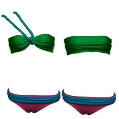Convertible MultiColor Bandeau by Yuminum on Etsy, $52.50