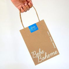 Empaque para bebe boheme 👶🏻💙 #packaging #nōmadaproject #bebeboheme #graphicdesign www.nomadadesign.com.mx