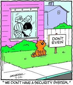 Heathcliff Cartoon for Jul/22/2014