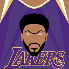 Lakers Wallpaper, Nba Trades, Nba Lebron James, Nba Wallpapers, Anthony Davis, Nba Sports, Magic Johnson, Magic Art, Los Angeles Lakers