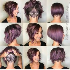 Short Hairstyles FIIDNT (@nothingbutpixies) • Instagram photos and videos