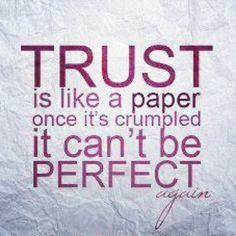 Trust - Quote