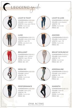 Maternity Activewear, Mens Activewear, Fashion Terms, Fashion 101, Fashion Vocabulary, Sewing Material, Clothing Hacks, Active Wear For Women, A Boutique