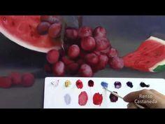 Presentacion de curso - Como pintar un bodegon al oleo - YouTube