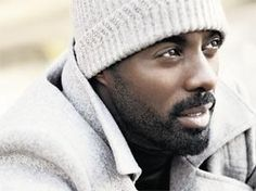 Edris Elba - kewl name for a handsome man