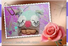 Free Crochet Pattern for baby owl hat and lots of seriously CUTE Free crochet patterns on this page