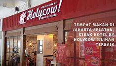10 Tempat Makan di Jakarta Selatan, Steak Hotel by Holycow Pilihan Terbaik Jakarta, Steak, Broadway Shows, Outdoor Decor, Home, Ad Home, Steaks, Homes, Haus
