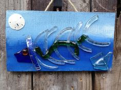 COOL FISH made from RECYCLED bottles eco by Liftingupspirits, $23.95