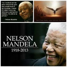 Nelson Mandela South Africa hero
