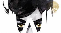 Catwoman 1.2, création créée par LoulyPopArt, configurable sur–mesure à partir de 26,30€ (www.artseven.fr)