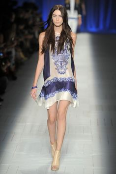 Just Cavalli RTW Spring 2013 - Runway, Fashion Week, Reviews and Slideshows - WWD.com